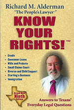 Know Your Rights! 8th Edition